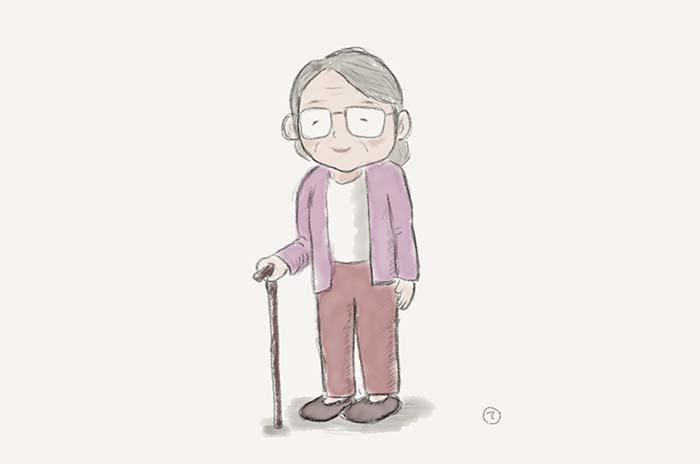 【コラム】80才以上の方でも安心して歩ける靴の選び方
